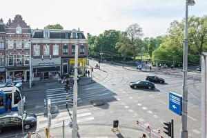 View from Villa Kuijper, across the street you will find the Oosterpark